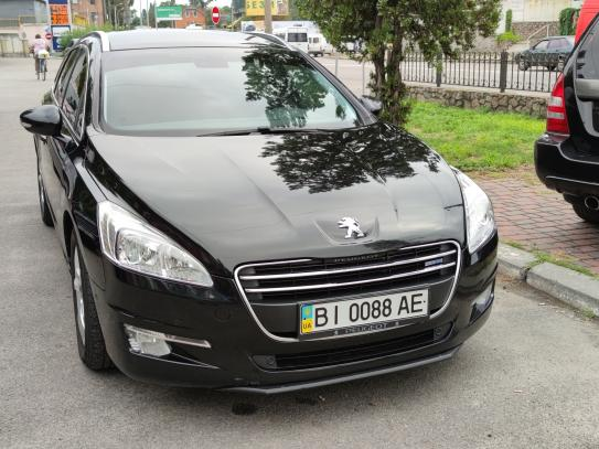 Авто в кредит: Peugeot 508 в кредит, 2014г. 8900 грн./мес, Кременчуг