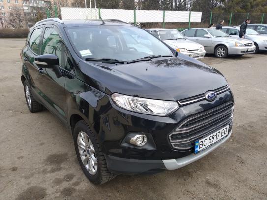 Авто в кредит: Ford Ecosport в кредит, 2014г. 11300 грн/мес, Луцк