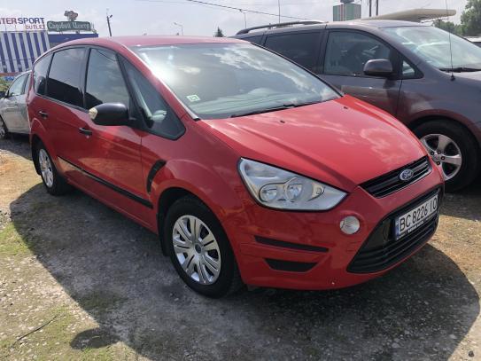 Авто в кредит: Ford S-max в кредит, 2012г. 6600 грн./мес, Львов