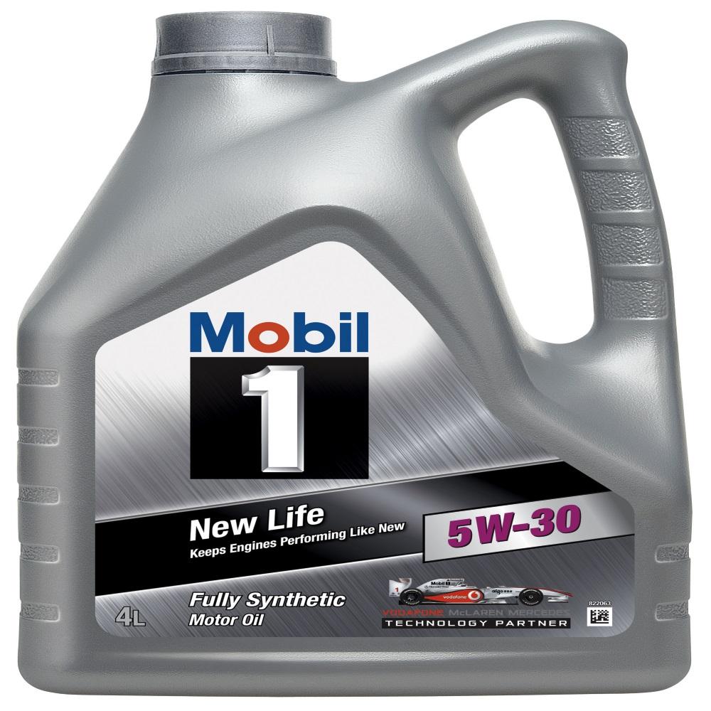 Mobil 1 New Life 5W-30 4L